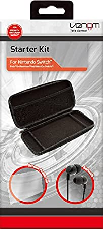Venom Switch Controller Case Starter Kit (Nintendo Switch)
