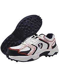 SG Scorer 2.0 Cricket Shoes White/Navy