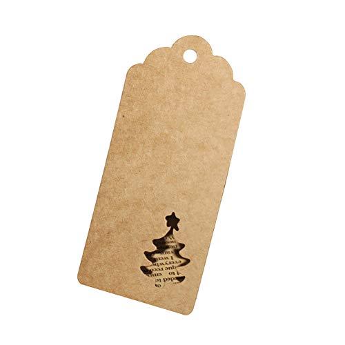 Tmacok Star - Etiquetas papel cartón manualidades