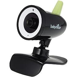 Babymoov Caméra Additionnelle Touch Screen Noir