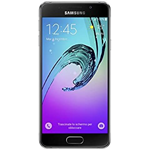 Samsung Galaxy A3 (2016) SM-A310F 16GB 4G - Smartphone (SIM única, Android, NanoSIM, GSM, WCDMA, LTE)