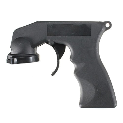 TuToy Spray-Adapter Aerosol Spray Gun Handle Mit Full Grip Trigger Sperre Collar -