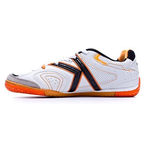 Kelme , Chaussures pour homme spécial foot en salle blanc-noir