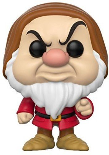 FunKo Pop Vinile Disney Snow White Grumpy, 9 cm, 21727