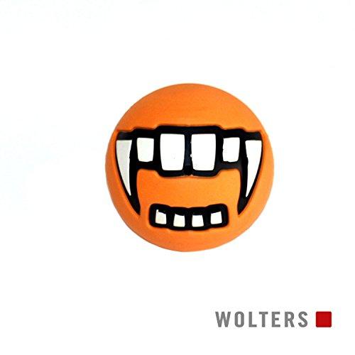 Wolters Hundeball Vamp Bite-Me-Strong Mango