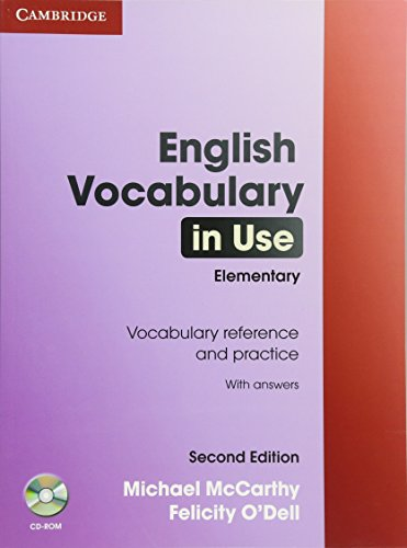 English Vocabulary in Use. Elementary. Book with answers. Con CD-ROM