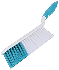 carpet brush. actionware plastic and nylon clean carpet brush (big) g