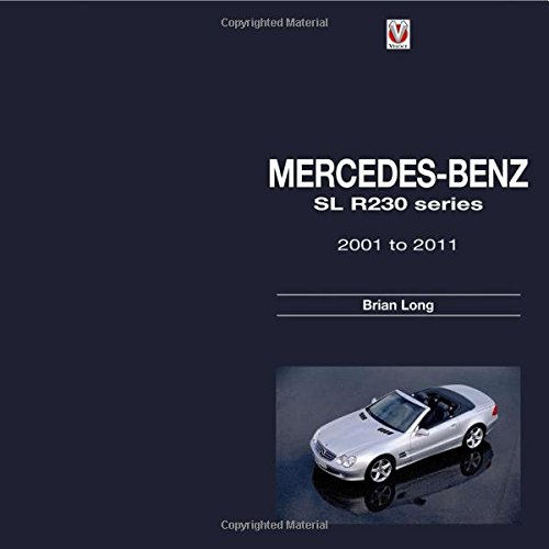 Mercedes-Benz SL: R230 Series 2001 to 2011