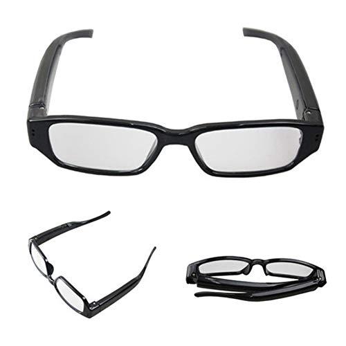 WEISY HD Spy Camera Eyewear Brille 720P Cam DVR Videorecorder DV-Camcorder