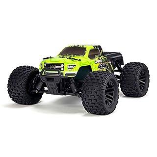 Arrma Granite 4X4 Mega Powerful Monster Truck Ready To Run - Green/Black