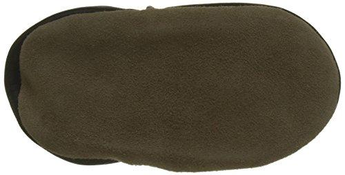 TG-23-24-EU-Robeez-Myfirst-Pantofole-Unisex-Bimbi-Blu-Marine-Perm-10-23 miniatura 3