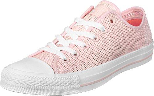 Converse All Star Ox Damen Sneaker Blau Rosa