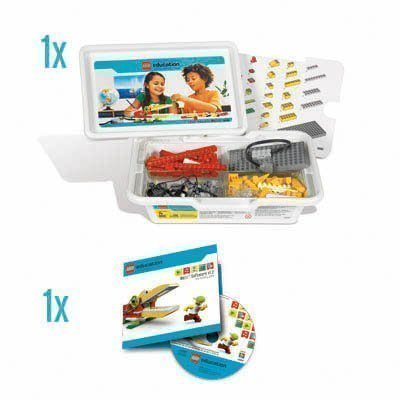 Preisvergleich Produktbild Lego® Education® WeDo Getting Started Set 9580 Software 1.2