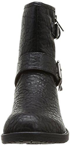 PIECES - Uta Boot, Stivali Donna Nero (Black (nero))