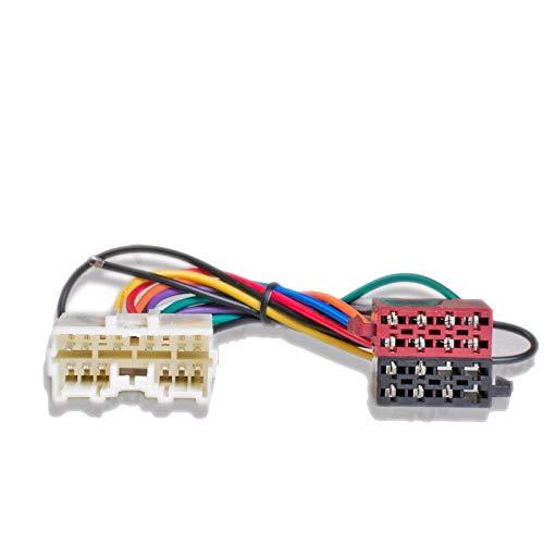 io Stereo Gurt Adapter Verkabelung Anschluss ix-rh-mt-100 ()