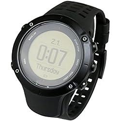 Fulltime(TM) Luxury Rubber Watch Replacement Band Strap For Suunto Ambit 3 Peak / Ambit 2