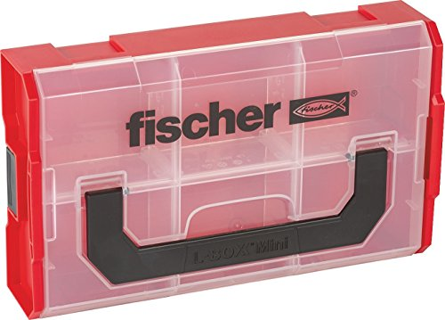 Fischer 533069 FIXtainer - Kleinsortiment Box leer, 1 Stück (Modular-box-system)