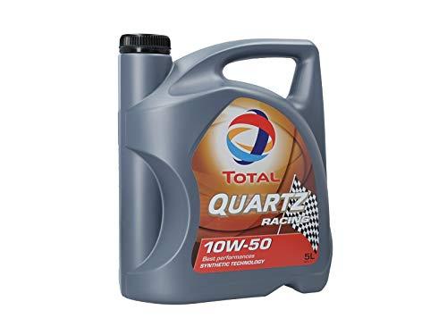Total Quartz Racing 10W-50olio motore, 5litro