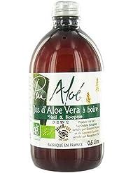PUR ALOE Gel Bio d'Aloe Vera à boire Contenance 500ml - 500ml
