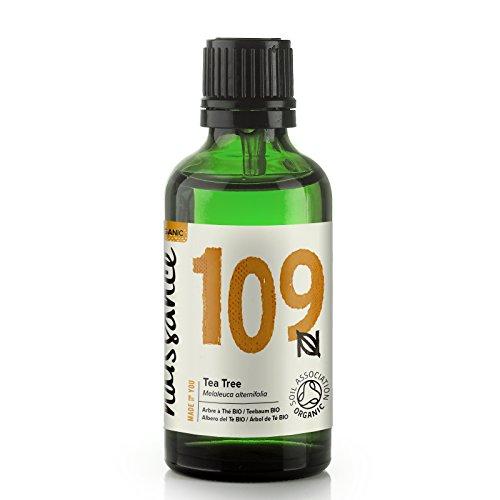 Árbol de Té BIO - Aceite Esencial 100% Puro - Certificado Ecológico - 50ml