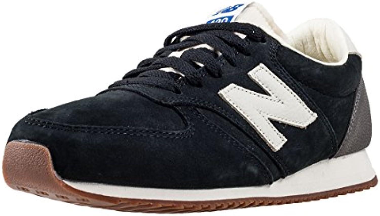 New Balance Hombre 420 entrenadores, Negro  Zapatos de moda en línea Obtenga el mejor descuento de venta caliente-Descuento más grande