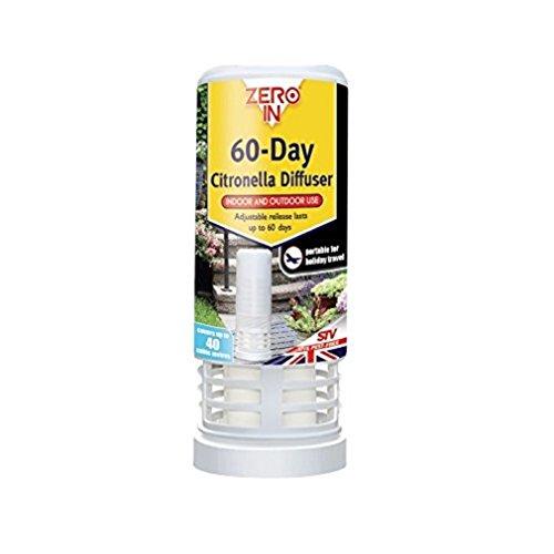 Zero In Difusor citronela 60 días Control Insectos