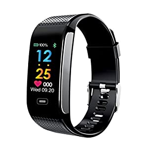 Fitness and Wellness Activity Tracker Smart Watch for Android IOS Vneirw CK18S IP67 Waterproof Bluetooth Sport Watch Smart Watch Activity/Sleep/Heart Rate Monitor/Pedometer/Pulse
