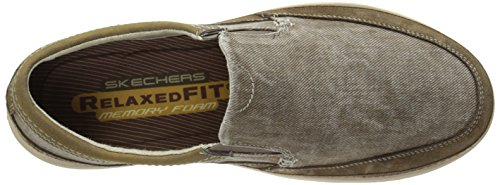 Skechers Usa Landen Steller Slip-on Mocassins Désert