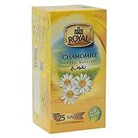 Royal Herbs Chamomile - 25 bags