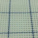 Canovaccio per Punto Croce o Mezzo Punto | 2 tele di 50x50 cm | 1,97 punti/cm - 5 ct. | Griglia stampata | di Delicatela