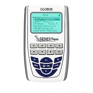 globus genesy 1500 elettrostimolatore
