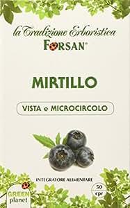 La Tradizione Erboristica Forsan Mirtillo - 20 gr