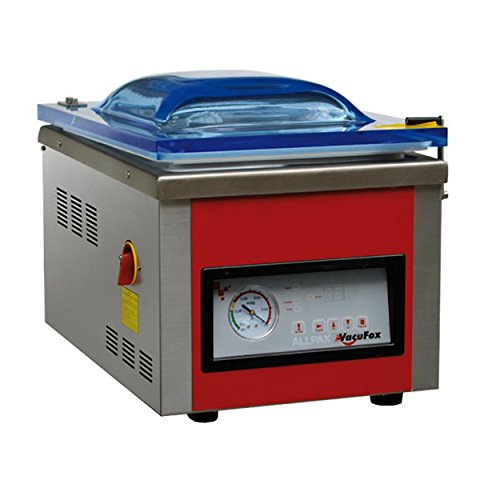 Allvac® Kammer Vakuumiergerät KV 260 von Allpax®