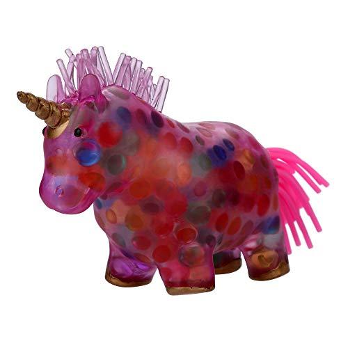 Cooljun Rainbow Unicorn oder Schwamm Brot Squishies Spielzeug Squeeze Spielzeug Druck Stressabbau Spielzeug Geschenk für Erwachsene und Kinder Weihnachten Geschenk Haus Dekoration
