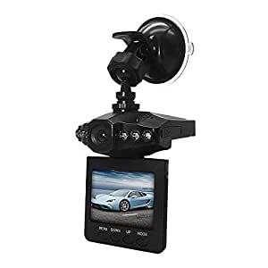 BEESCLOVER Car Recorder Driving Recorder HD 1080P Infrared Night Vision DVR Black
