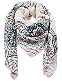 edc by Esprit Accessoires Womens 018ca1q004 Scarf, Blue (Navy 400), One Size Esprit Maternity