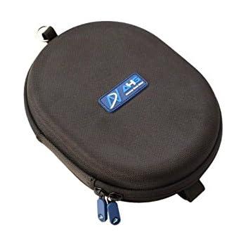 Grip-TECH 2, Black AHG DNPRO-QC-GT2 Carrying Case for Bose Sony MDR-1000X WH-1000XM2 WH-1000XM3 and Bose QuietComfort QC25 QC35 QC35 II Headphones