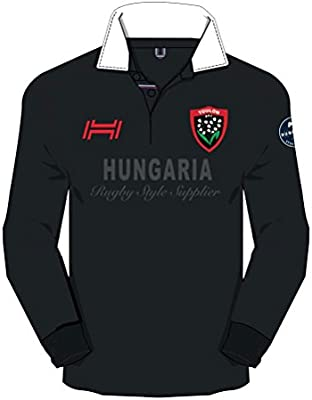 Polo Rugby adulto - Rugby Club Toulonnais - Hungaria