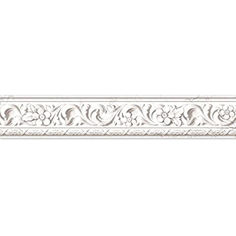 Autoadesiva wall decoration border sticker [MB-08 : 10.8 cm X 6 meter]