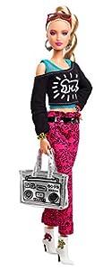 Barbie Collector - Muñeca diseñada por Keith Haring (Mattel FXD87)