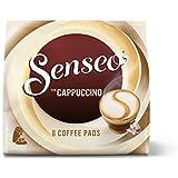 Senseo Cappuccino, 8 Kaffee Pads, 10er Pack  (10 x  92 g)