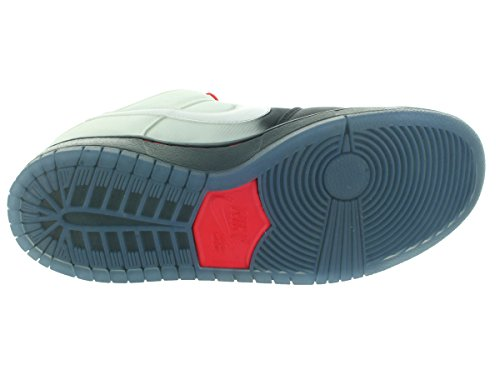 Nike Dunk Low Premium Sb Skate-Schuh Dk Mgnt Grey/White/Unvrsty Rd