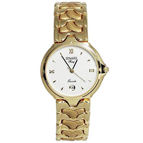 Rotonde armate orologio donna in oro 18k durward re r11759 [6074]