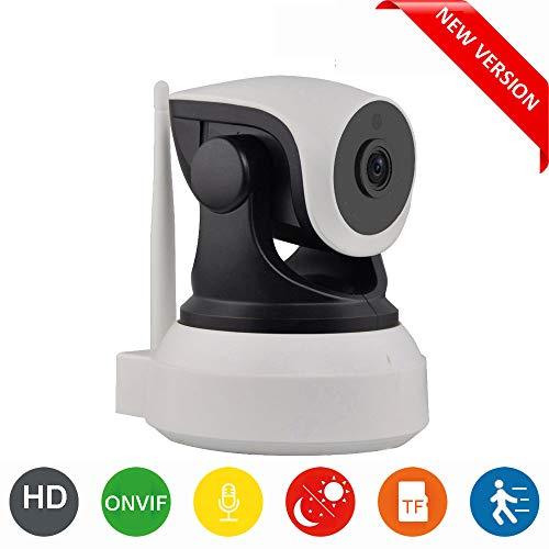 Cámara IP WiFi HD vigilancia interiores sensor movimiento