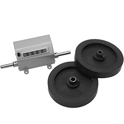 Meterzähler Folien Kabel Drähte Angelschnur Kleistermaschine Teppich Universal