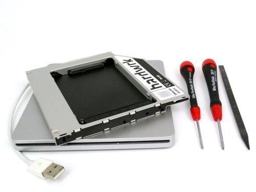 hardwrk SATA-Adapter-Umbau-Kit für Apple MacBook (Pro) 13
