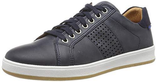 Richter Jungen Sneaker, Blau (atlantic 7200), 38 EU