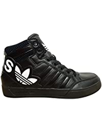 Adidas hardcourt Big Logo - MEN Zapatos negros aq2865 - Negro, 42 EU
