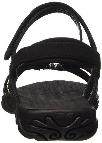 Teva Kayenta, Sandales de Randonnée Femme Noir (Cdbc)