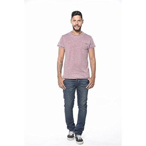 Deeluxe Herren T-Shirt Violett